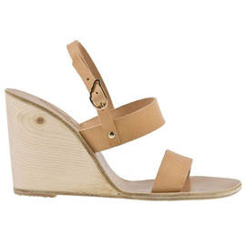 Clio High Wedge - Natural