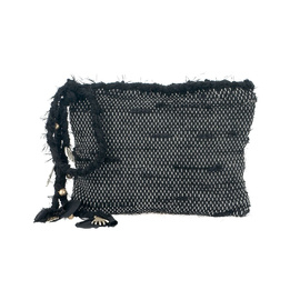 Clotho Clutch - Black