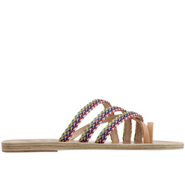 Apli Amalia Raffia - Natural/Multi Stripe