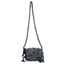 LACHESIS CROSS BODY - BLACK