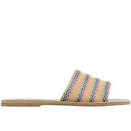 Taygete Raffia - NATURAL/MULTI STRIPE