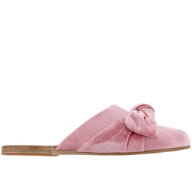 PASOUMI BOW - DUSTY PINK