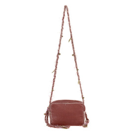 LACHESIS CROSS BODY - DUSTY PINK