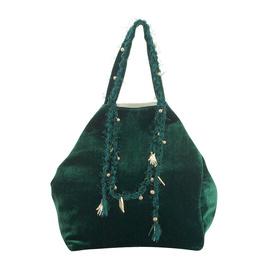 Vasso Large - Velvet Emerald