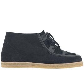 HERA BOOTS - BLACK/BLACK SHEEPSKIN