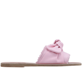 Taygete Bow - Pink Denim
