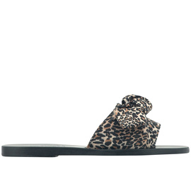 Taygete Bow - Satin Leopard