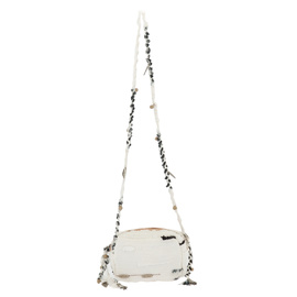 Lachesis Cross Body - White