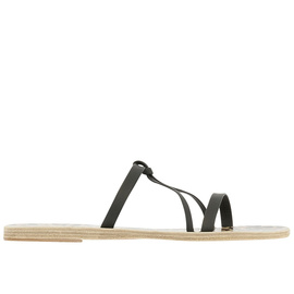 Spetses - Black/Leopard Sole
