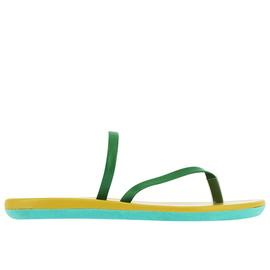 Flip Flop - Green/Yellow
