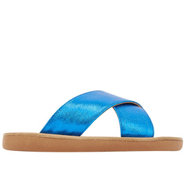 Little Thais Soft - Canvas Lame Blue
