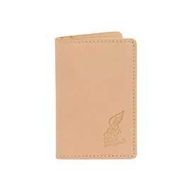 AGS CARD HOLDER - NATURAL