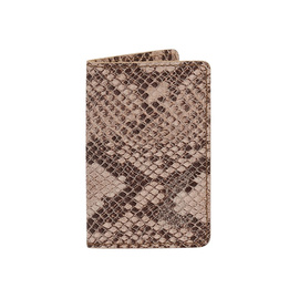 Card Holder - Python Nude