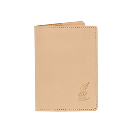 AGS PASSPORT CASE - NATURAL