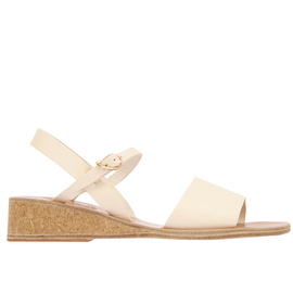 Kaliroi Wedge - Off White