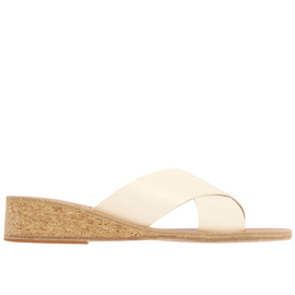 Thais Wedge - Off White