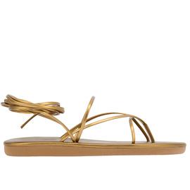 String Flip Flop - Bronze