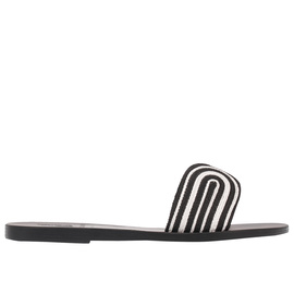 Zeus + Δione<br>THE HARNESS SLIDE - BLACK/WHITE