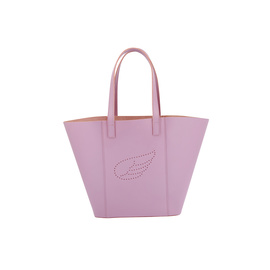 AGS WING TOTE MEDIUM - LILAC