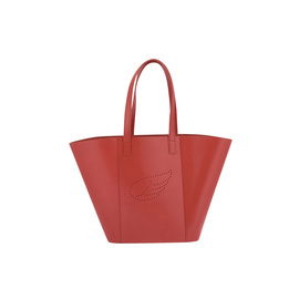 AGS WING TOTE MEDIUM - RED