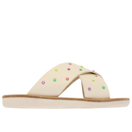 LITTLE THAIS CRYSTALS SOFT - OFF WHITE/MULTI