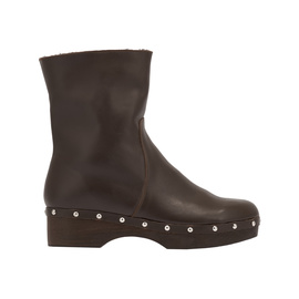 Zeus + Δione<br>THE LOW CLOG BOOT - BROWN