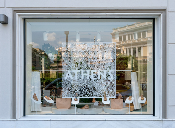 ANCIENT GREEK SANDALS STORE ATHENS